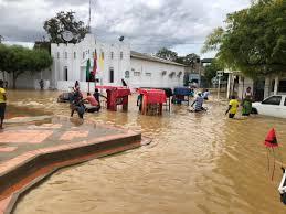 Uribia inundación: Desbordamiento de dos arroyos deja 17 barrios afectados  en Uribia | Riohacha | Caracol Radio