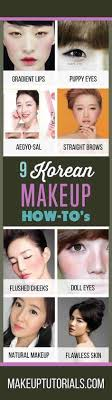 5 pretty korean makeup tutorials you must try