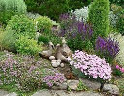 Small Picture Landscaping on a slope My Gramma had a beautiful rock garden on