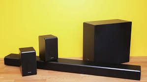 sound system for bar. samsung hw-k950. the sound bar system for