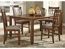 Liberty Furniture Dining Room 5 Piece Rectangular Table Set 25 Cd