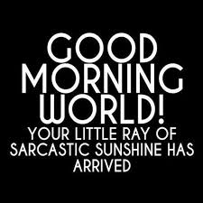 Image result for optimistic people sarcasm
