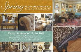 Spring Sale Ad