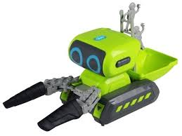 <b>Радиоуправляемый робот Jiabaile</b> Робот-погрузчик — купить в ...