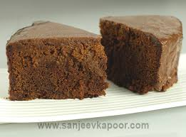 How To Make Microwave Eggless Chocolate Cake Recipe By Masterchef