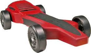 Pinewood Derby Cars Designs Magnum Pinewood Derby Car Design