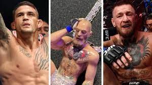 Dustin Poirier vs Conor McGregor ...