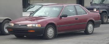 1992 Honda Accord - Information and photos - MOMENTcar