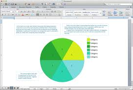 How To Graph A Pie Chart Pie Chart Word Template Pie Chart Examples