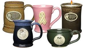 Coffee is like a high 5 in your mouth handmade stoneware coffee mug 16oz. Coffee Mug Promotions American Made Custom Stoneware Ethix Merch