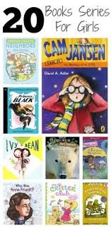 20 book series for s grades 1 3