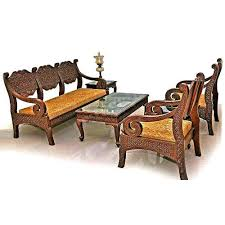 wooden sofa set designs. Designer Sofa Set Wooden Designs