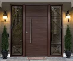 Attractive Modern Single Front Door Designs For Houses 17 Best Ideas
