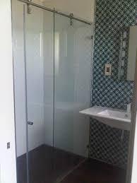 glass doors showers