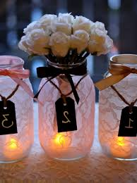 Decorating Ideas With Mason Jars Wedding Table Decoration Ideas With Mason Jars Wedding Party 80
