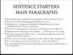 language analysis essay writing 9