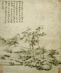 the otherworldliness of traditional chinese landscape painting