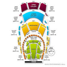 Bass Performance Hall Dallas Tickets