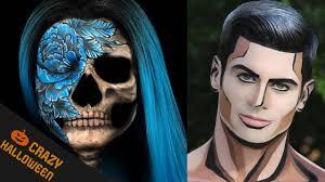 top 10 insane makeup tutorials 2018 crazy