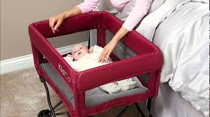 KidCo DreamPod Portable Bassinet - YouTube