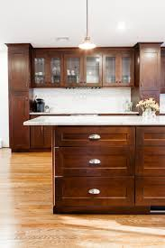 Ex Diskitchen Cabinets Jk Modern Cabinets In Java Coffee Finish Style S1 Jk Modern