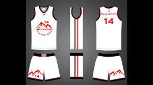 Basketball Jersey Design Template Psd Basketball Jersey Template In Photoshop Cc 2015