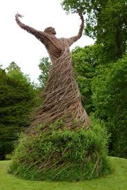 ... Interactive Garden Exterior Decoration With Willow Garden Sculptures :  Endearing Garden Exterior Decoration With Willow Garden ...
