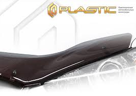 <b>Дефлектор капота Mazda</b> Axela хэтчбэк 2004-2009 Classic ...