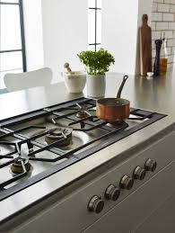 gas cooktop island. Kitchen Island With Gas Cooktop Get Stylish Hob Gaggenau Flush Inset Controls In S