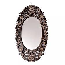 fancy mirror frame. Onlineshoppee Wooden Antique With Handicraft Work Fancy Design Mirror Frame O