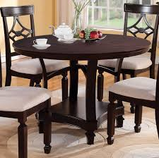 36 Round Dining Table With Leaf 36 Round Kitchen Table Dining Table Round Wood Pedestal Tables