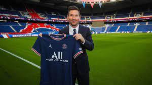 Messi rondt transfer naar Paris Saint ...