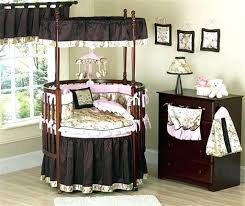 canopy cribs for babies winsome circle baby round crib bedding full image  gorgeous sets mesmerizing . canopy cribs ...