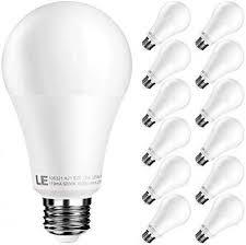 a21 e26 15w 1500lm dimmable led bulbs