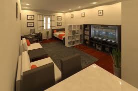 Studio Apartment Bed Amusing Studio Apartment Bed Ideas Pics Decoration Inspiration