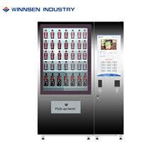 Custom Vending Machine Impressive China Large Capacity Custom Vending Machine With Robotic China