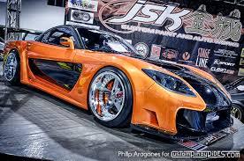 mazda rx7 fast and furious body kit. veilside fortune mazda rx7 tokyo drift jsk manila auto salon custom pinoy rides philip mazda rx7 fast and furious body kit