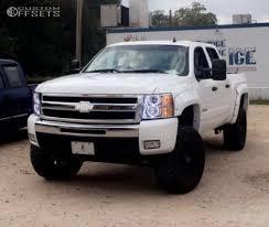 2011 Chevrolet Silverado 1500 Xd Misfit Pro Comp Suspension Lift 4in