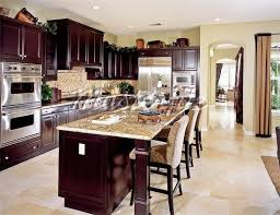 kitchens with dark cabinets and tile floors. Perfect With Kitchen Floor Tile Ideas With Dark Cabinets Light Floors  Perfect Set Interior On On And Kitchens R