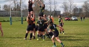 oregon state university women s rugby team wins civil war game the corvallis review