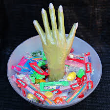 halloween candy bowl hand. Exellent Candy Supplies And Halloween Candy Bowl Hand