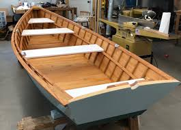she looks very well built by a talented boat builder and local kids in harpswell maine