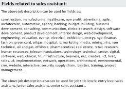 Marketing Assistant Job Description – Eukutak