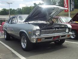 Auction Results and Sales Data for 1972 Chevrolet Nova