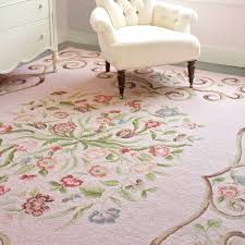 home design miraculous pink nursery rug of rugs girl fl and gy raggy round pink