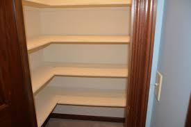 almost empty closet. Empty Hall Closet Almost