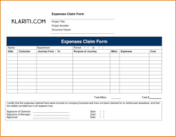 Expense Report Forms Free Perm Receipt Template New Expense Report Templates Within