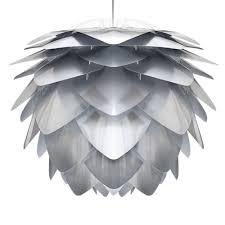 full size of white pendant lamp shades umage silvia lamp shade steel black by design lamp large