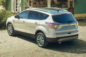 Ford Escape Updated With Fresh Looks New Engines - Ford fusion exterior colors