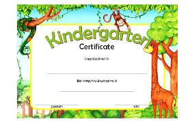 free preschool certificates preschool graduation certificate free printable certificates